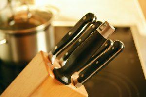 bloc couteaux cuisine