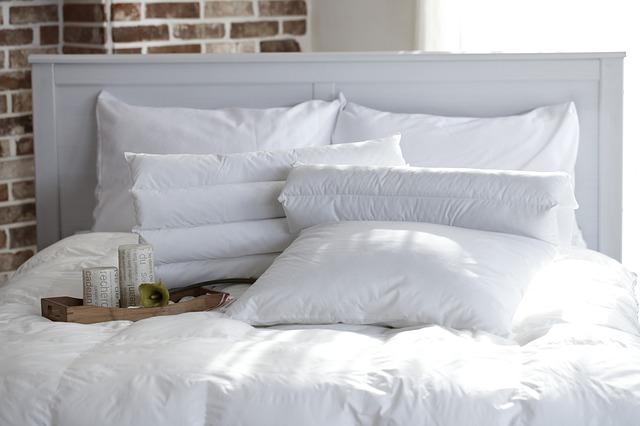 oreiller anti acariens