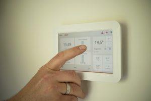 thermomètre intérieur extérieur